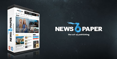 Newspaper Themeforest Wordpress Theme Free Download [Current Version 6.5]