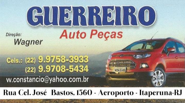 GUERREIRO AUTO PEÇAS