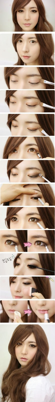 asian-makeup-tutorials-natural-skin