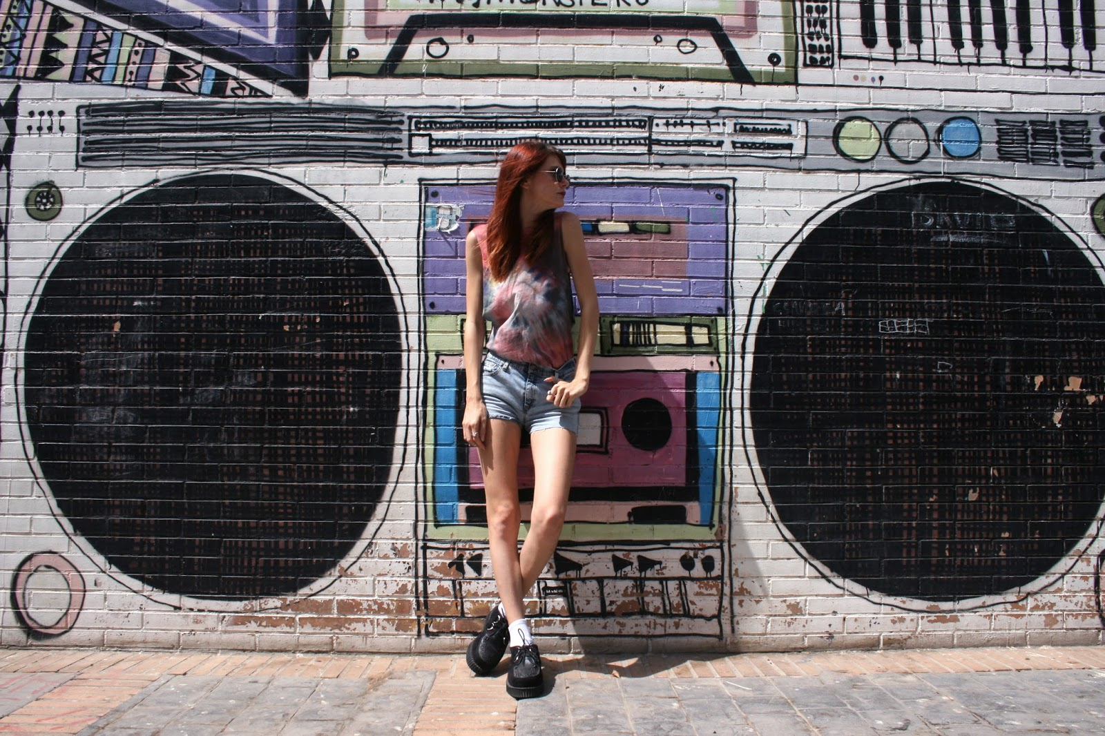 grunge-clothing-outfit-creepers-dye-top-zara-90s