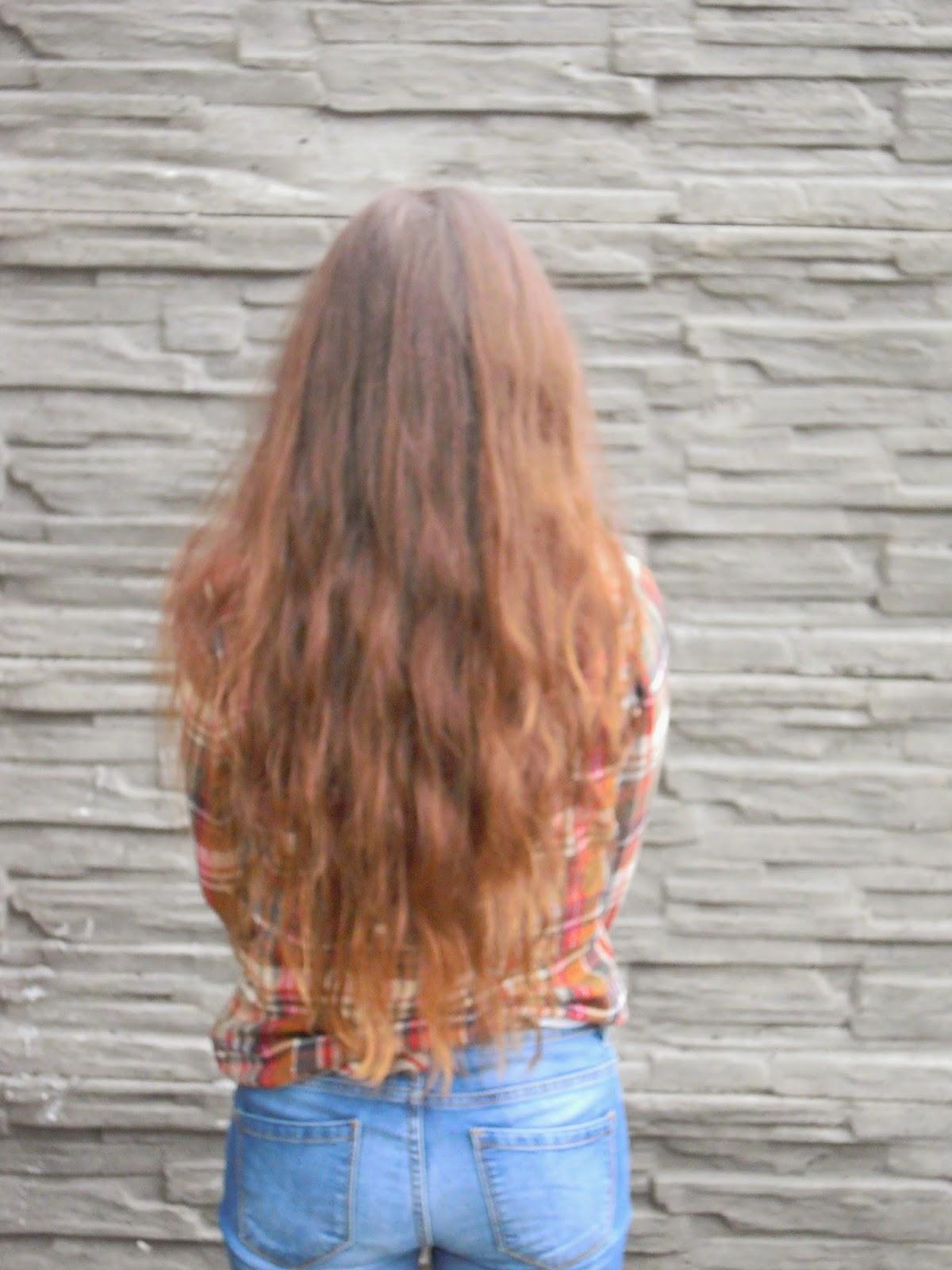 Aktualizacja włosów Listopad 2014