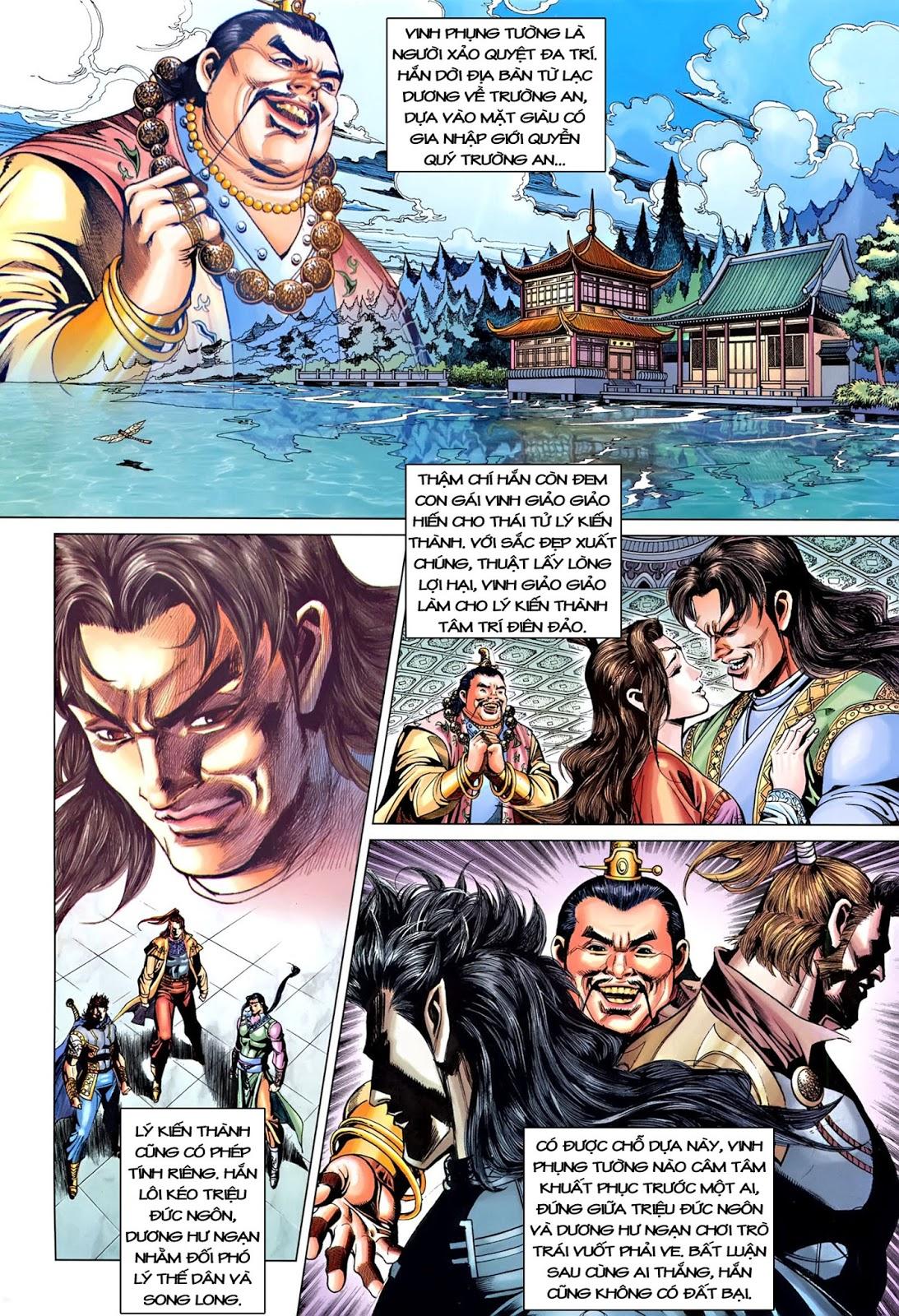 Đại Đường Song Long Truyện chap 216 - Trang 30