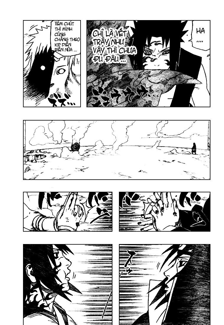 Naruto chap 389 Trang 13 - Mangak.info