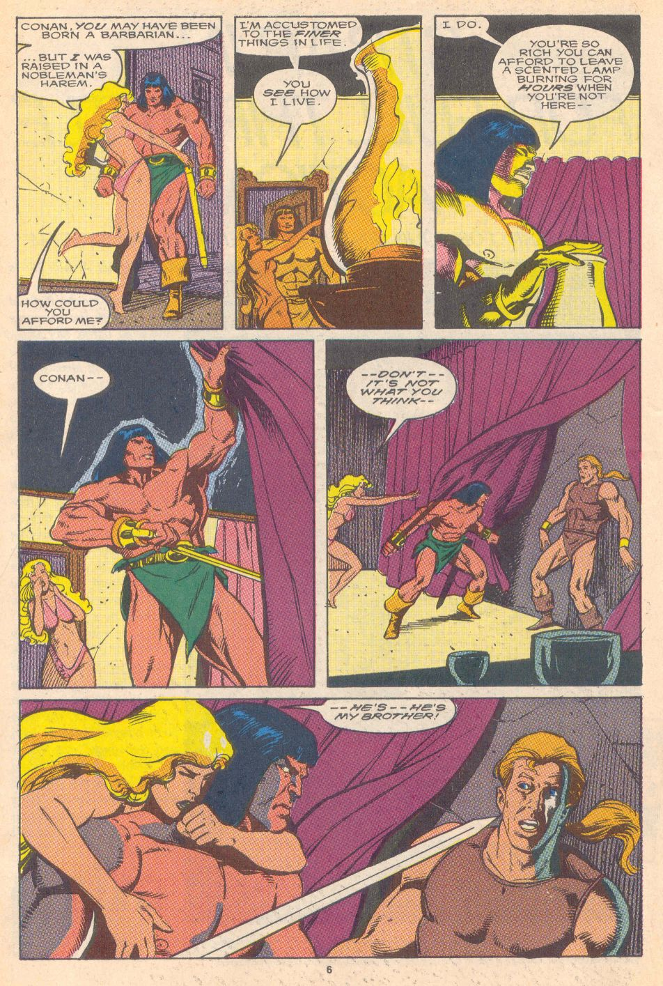 Conan the Barbarian (1970) Issue #228 #240 - English 6