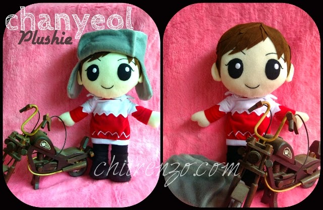 boneka chanyeol