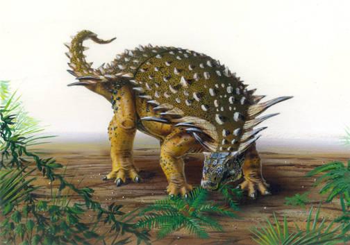 Back > Gallery For > Nodosaurus Skeleton