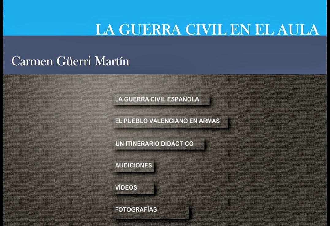 http://laguerracivilenelaula.paramnesia.es/LAGUERRACIVILENELAULA/Bienvenida.html