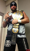 TNA World Champion Bully Ray