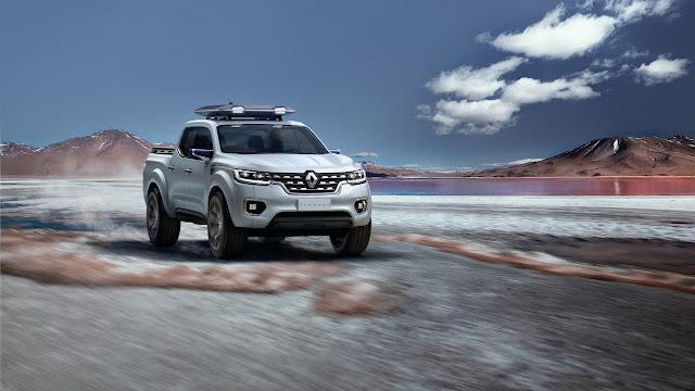 Renault Alaskan Pickup Concept