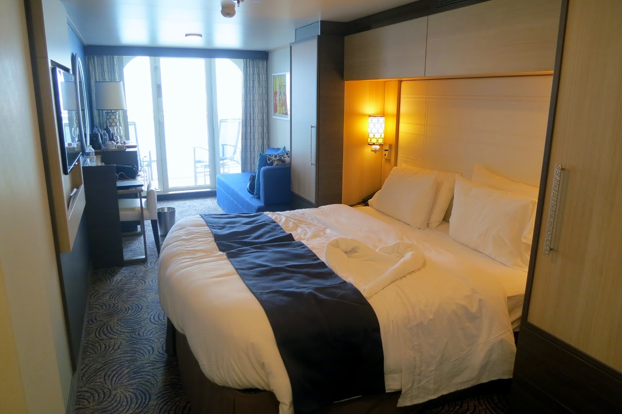 Anthem Of The Seas Cruise Review Cabin 8282 Quantum