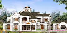 Luxury Kerala House Design Plans