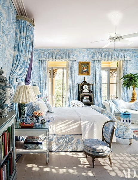 Interiors House Charleston, South Carolina Patricia Altschul.