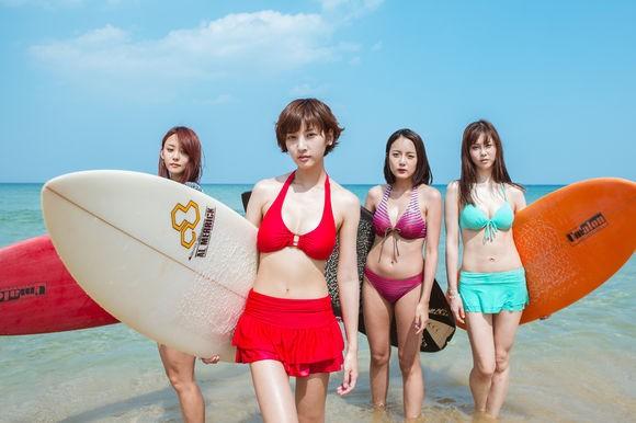 T-ARA, Bikini, MV, Teaser