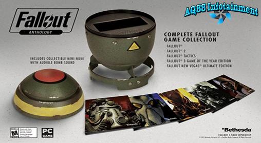 Satu lagi game Fallout edisi spesial baru-baru ini diumumkan Bethesda di acara QuakeCon.