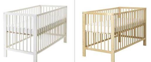 Arredo a modo mio: Culle neonati Ikea per camerette per bambini