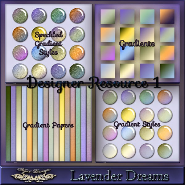 Lavender Dreams Designer Resource 1