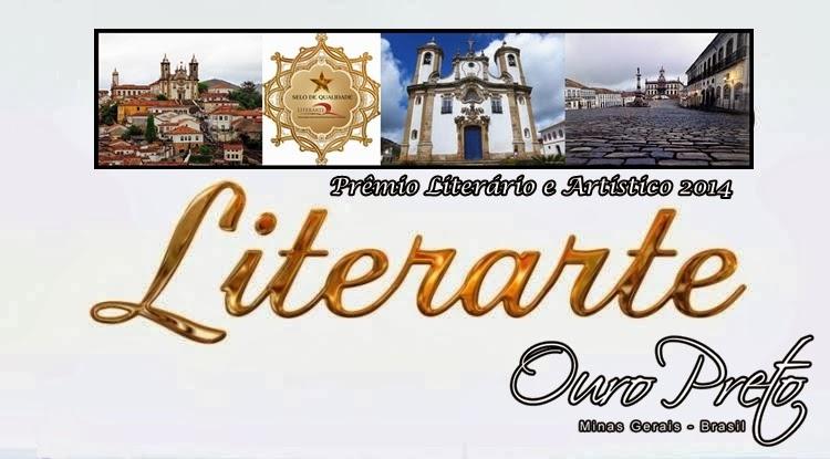 PRÊMIO LITERARTE DE CULTURA 2014