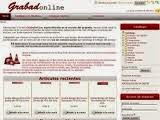Grabado on line