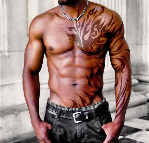 Tattoos House Hd Tattoos Designs Collection For Both Men: Chest Tattoo Ideas For Men