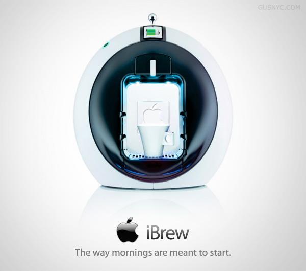 iBrew Design Concept Image: Intelligent computing