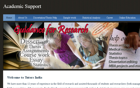 Academic writing assistance agencies