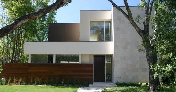 Fachadas casas modernas fachadas de casas minimalistas de for Fachadas de casas minimalistas de dos plantas