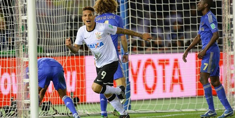 Hasil Pertandingan Corinthians Vs Barcelona | Final Piala Dunia Antarklub 2012