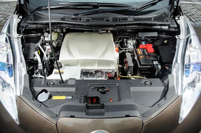 2016 Nissan Leaf 30kWh