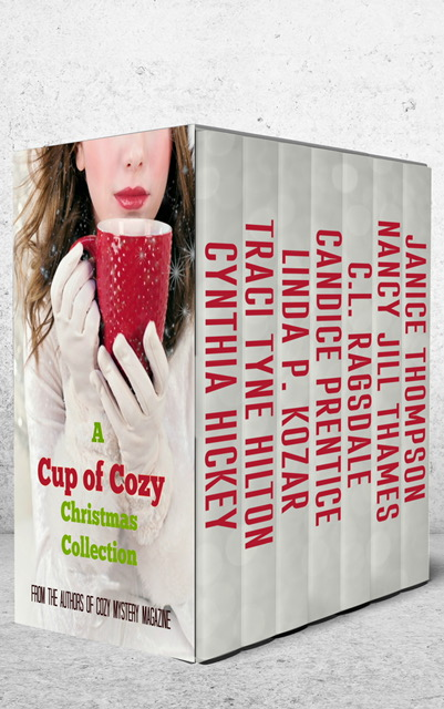 NEW! A CUP OF COZY BOXED SET~$1.99