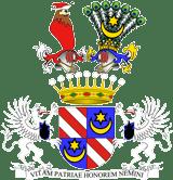 Фамильный герб Гуттен-Чапского