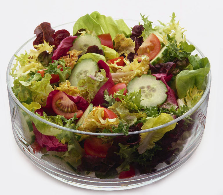 AAY! NUTRITION TIPS: KEEP YOUR SALADS HEALTHY!