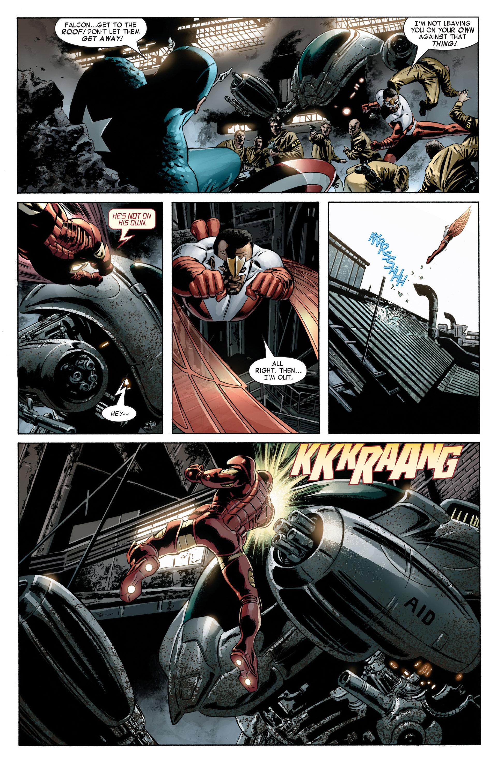 Captain America (2005) Issue #13 #13 - English 13