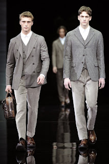 Giorgio Armani, Milan Fashion Week, Milan, otoño invierno, Fall Winter, 2014, menswear,