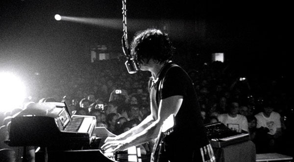 Jack White in The White Stripes Under Great White Northern Lights