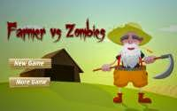 Play Game Farmer VS Zombie