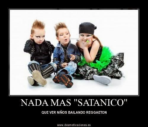 Niños rockeros