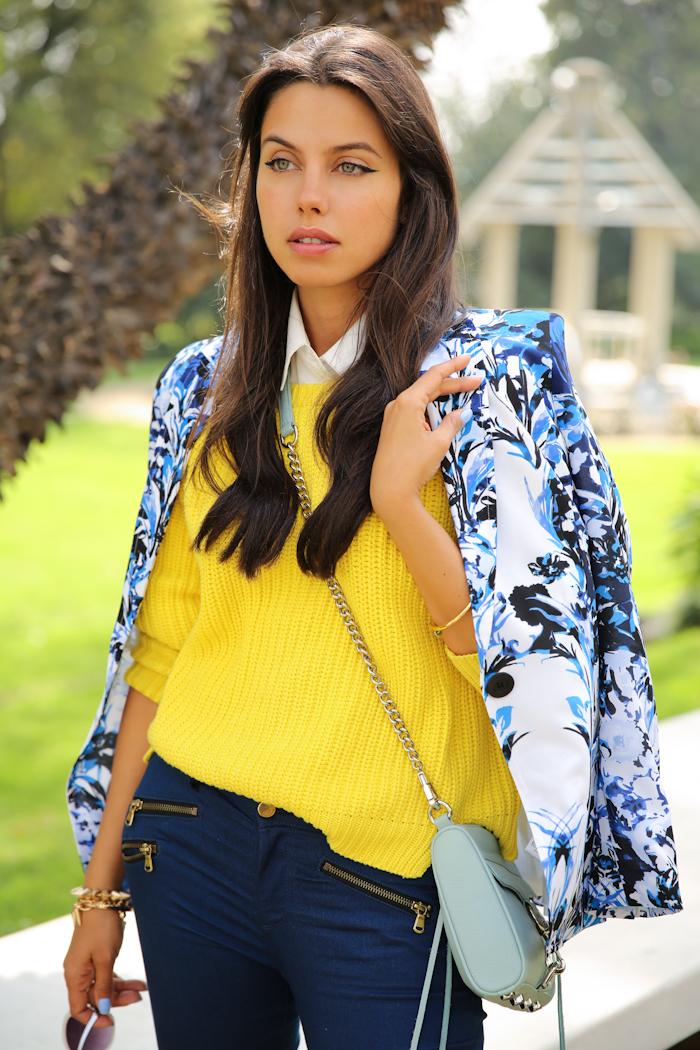 Vivaluxury Fashion Blog By Annabelle Fleur Look On The Bright Side