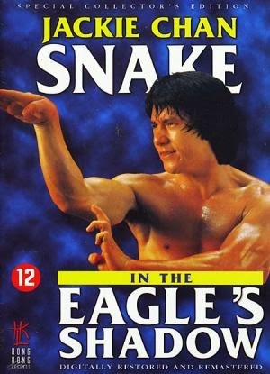 Poster Of Snake in the Eagle's Shadow Full movie in Hindi Free Download 720P ESubs