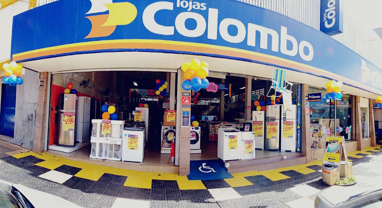 Lojas Colombo Toledo
