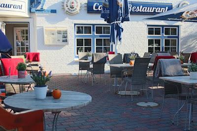 Restaurant Meeresbrise im Ortsteil St. Peter-BAD