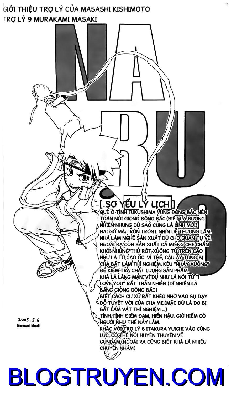 Naruto chap 245 Trang 22 - Mangak.info