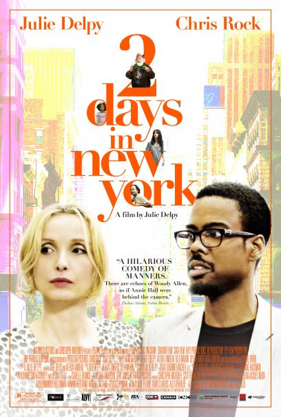 Watch 2 Days in New York Movie Online Free 2012