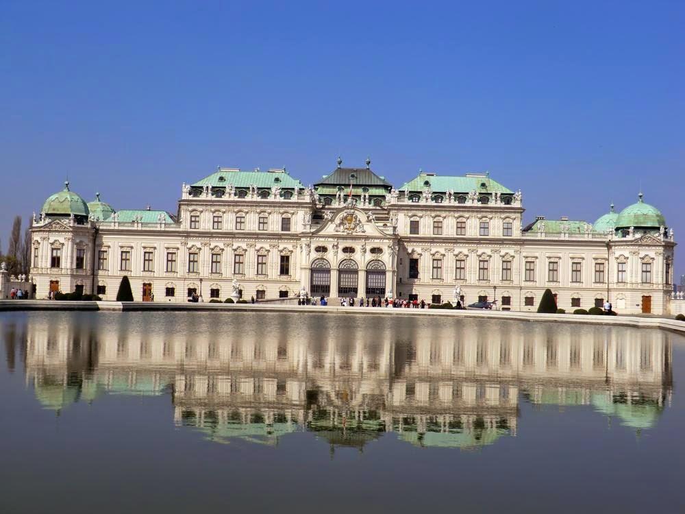 viena palacio belverede