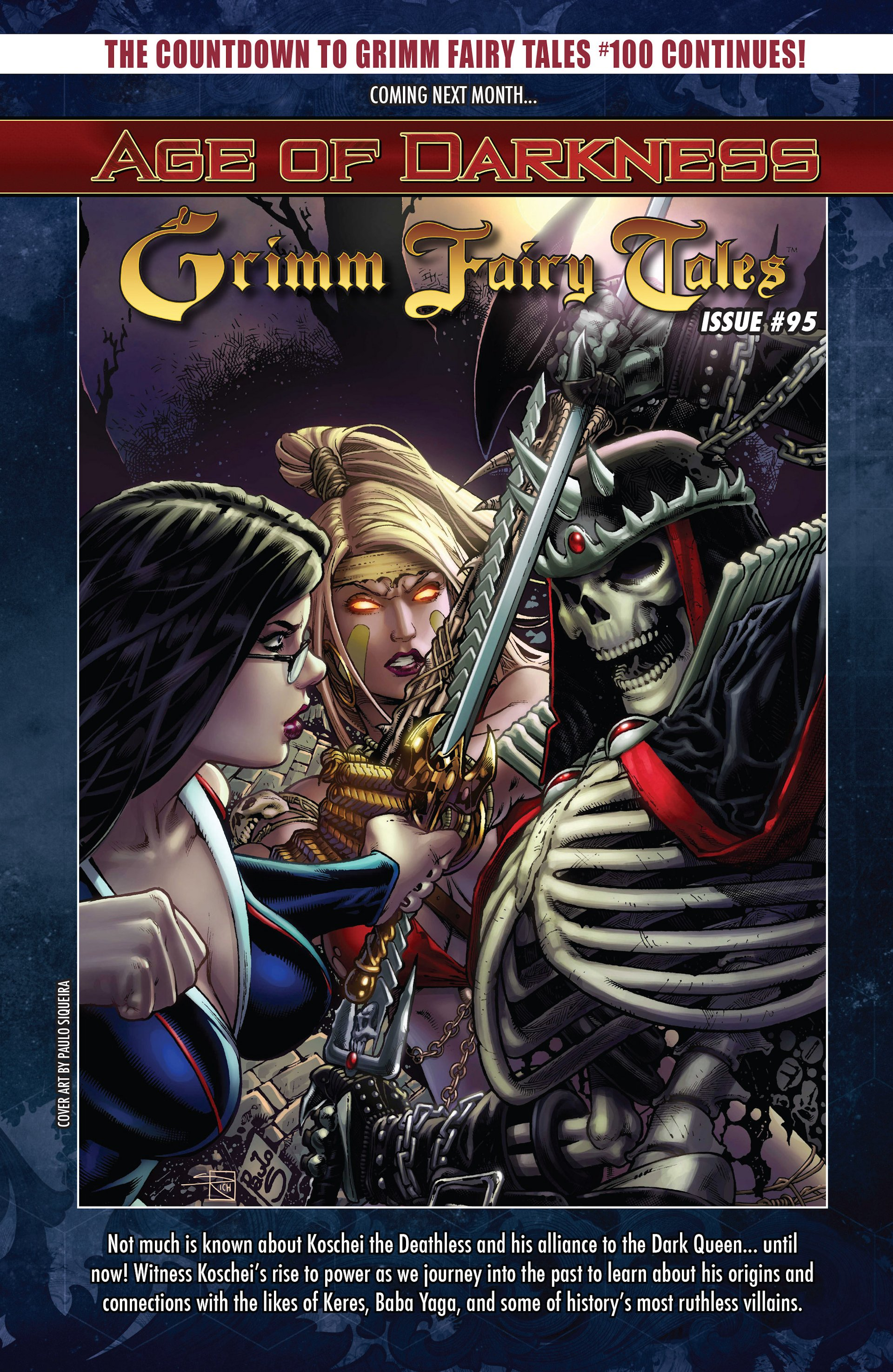 Grimm Fairy Tales (2005) Issue #94 #97 - English 24
