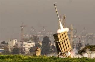 5 Peralatan Pertahanan Militer Super Canggih Milik Israel