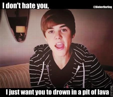 Funny justin bieber pictures with captions