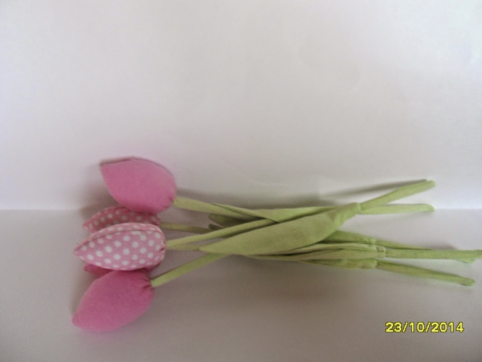 текстильные цветы.