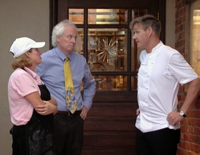 Kitchen Nightmares - Old Neighborhood Restaurant Update