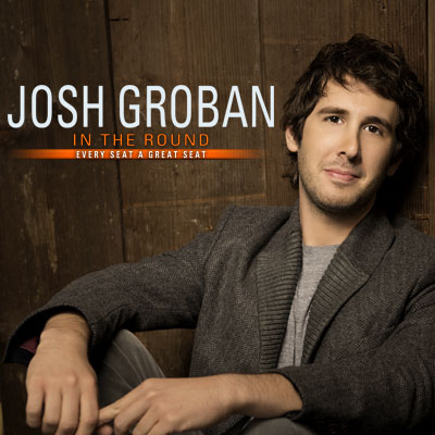 Josh Groban In The Round Tour