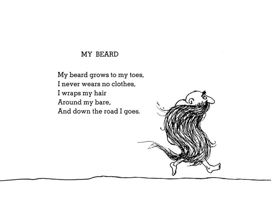 The Poetry of My Childhood - THE JOY BLOG